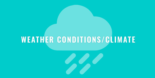 Weather Conditions & Climate