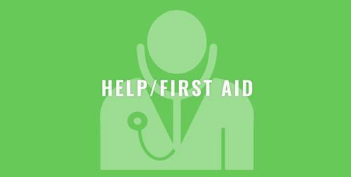 Help/ First Aid